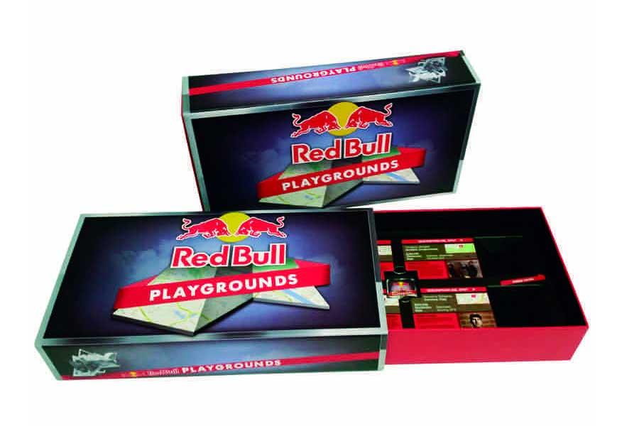 Caja para presentación de productos