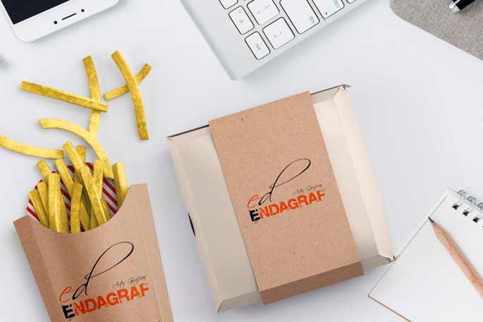Packagin Para Alimentación