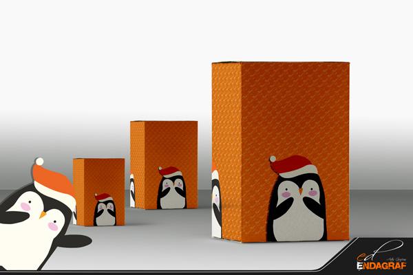 Cajas para promociones Navideñas
