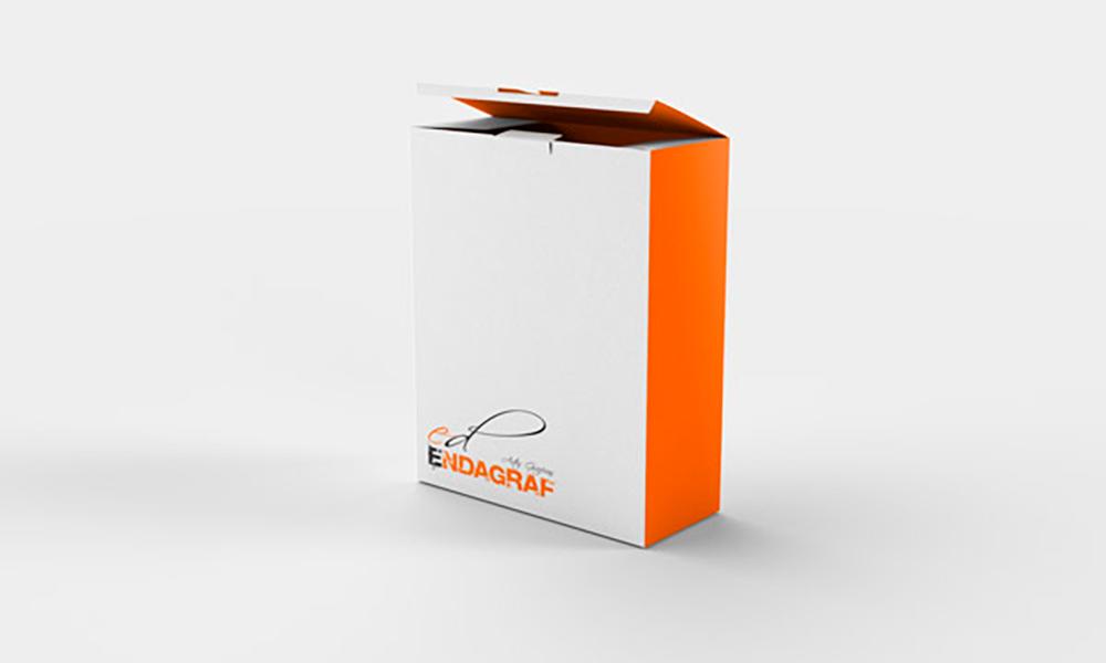 Packaging a medida en Madrid.