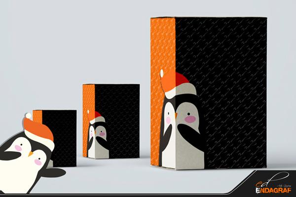 Packaging para Navidad, y promociones especiales