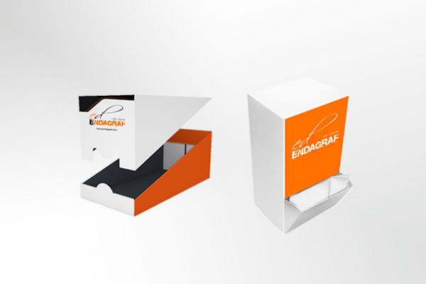 Packaging expositor