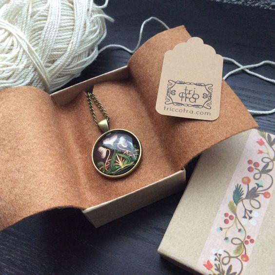 Idea de caja para joyas